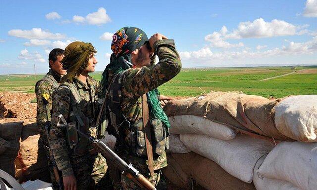 نیروهای کُرد، نیروهای نظام سوریه را تهدید کردند
