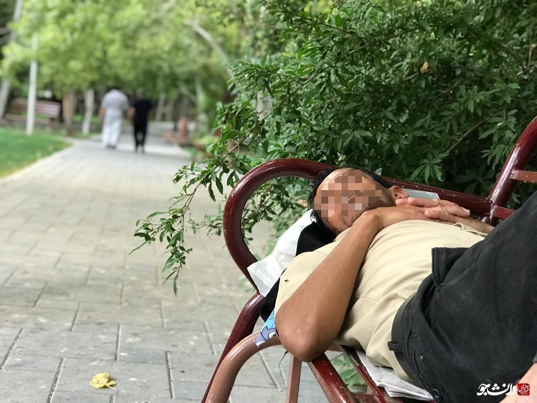 قرنطینه معتادان متجاهر تهران به سپاه محول می گردد