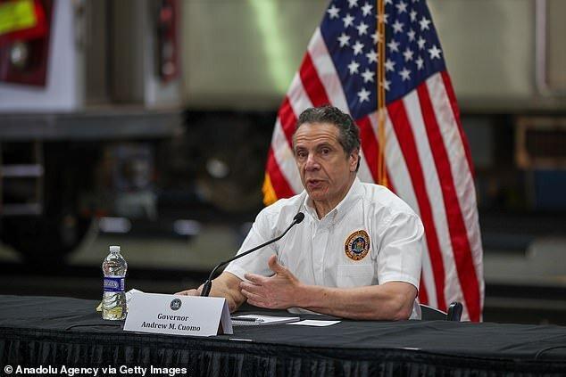 فرماندار نیویورک در کنفرانس خبری ترامپ شرکت نکرد