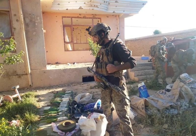 کشته شدن اعضای داعش در کابل پس از 7 ساعت درگیری