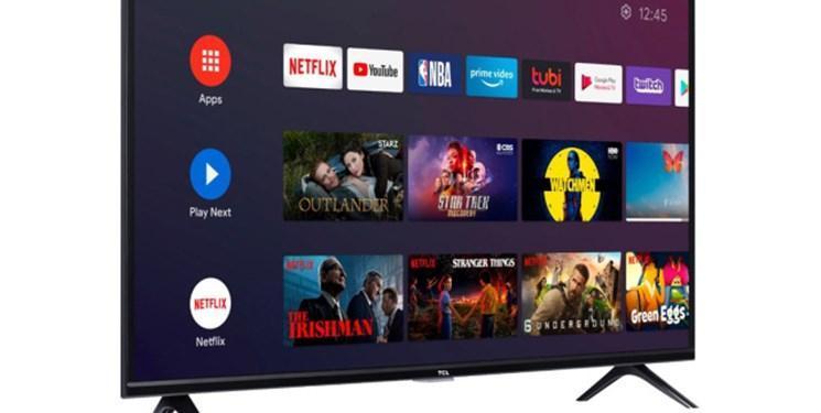 فروش تلویزیون های اندرویدی تی سی ال به قیمت 130 دلار