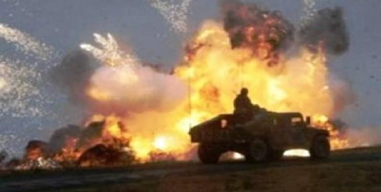 کشته شدن 3 نیروی واکنش سریع عراق در پی انفجار بمب