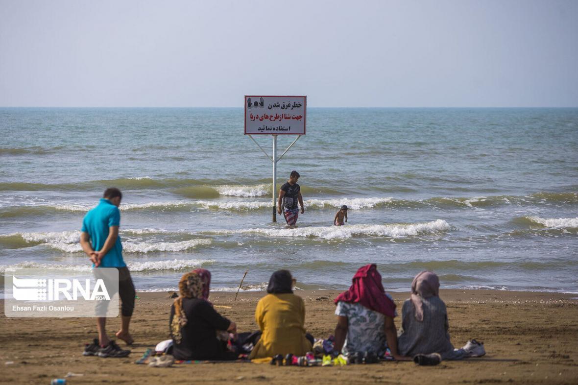 خبرنگاران 22 نقطه خطرآفرین در آبهای ساحلی کیاشهر شناسایی شد