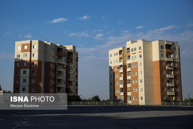 احداث 2 میلیون و 371 هزار مسکن مهر تا به امروز