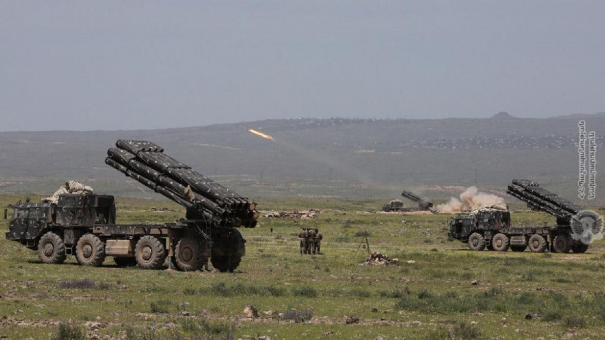 ارمنستان ادعای باکو را تکذیب کرد