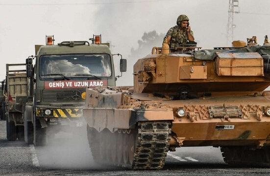 دویچه وله: توقف صادرات سلاح آلمان به ترکیه دروغ است