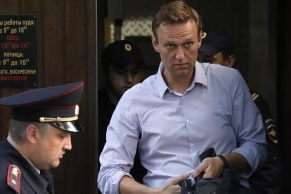 ناوالنی حق بازگشت به روسیه را دارد