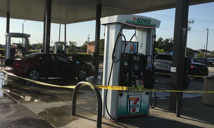 بازسازی پمپ بنزین