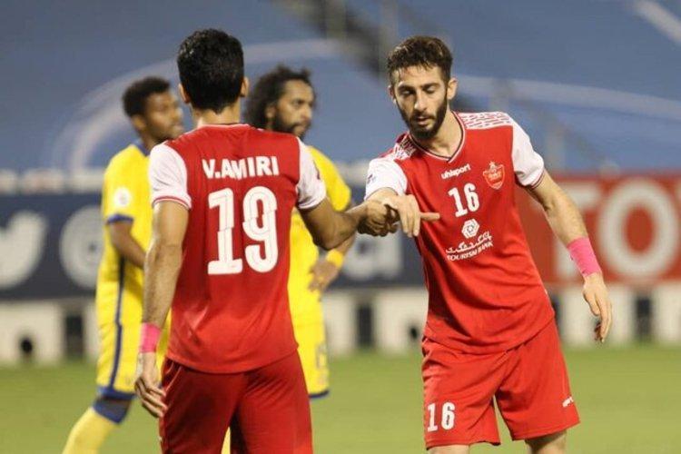 بیانیه تازه باشگاه پرسپولیس درمورد شکایت النصر