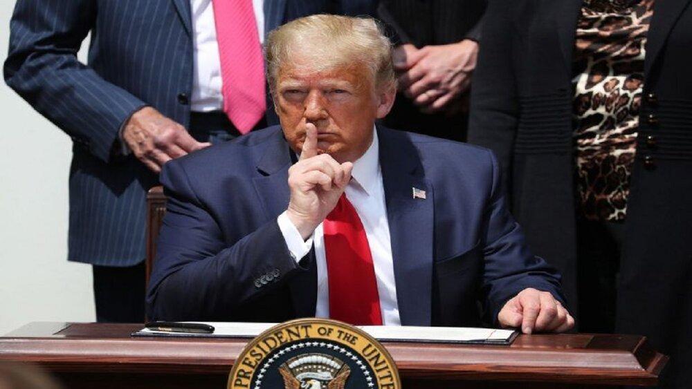 وال استریت ژورنال: ترامپ درباره ابتلا به کرونا مخفی کاری نموده