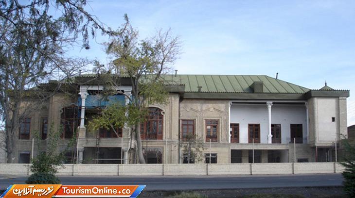 بازسازی شیروانی موزه باستان شناسی زنجان