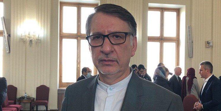بهاروند: در مورد سانحه هواپیمای اوکراینی چیزی برای پنهان کردن نداریم