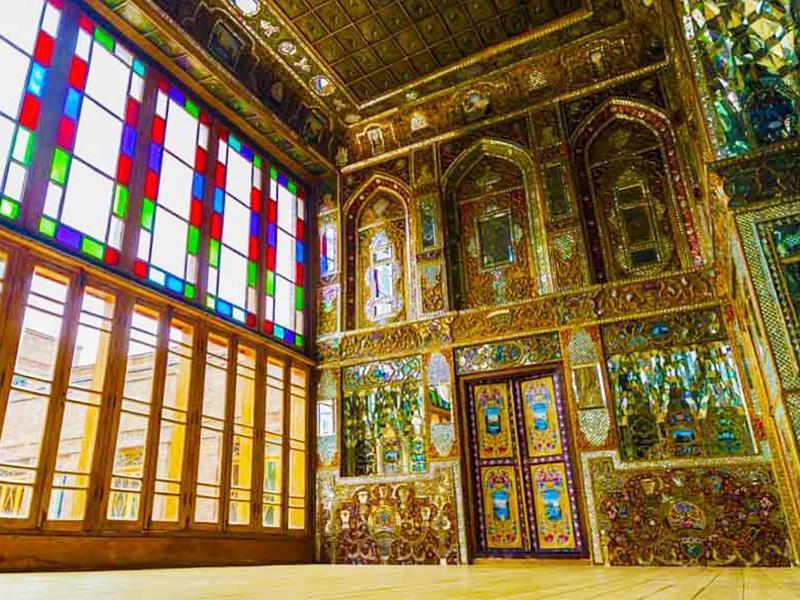 خانه موزه بازار یا عمارت سلطان بیگم تهران