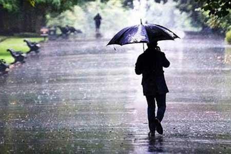 هشدار هواشناسی نسبت به تداوم بارش باران