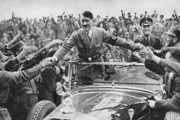 کمپانی های مشهور جهان در تصرف هیتلر