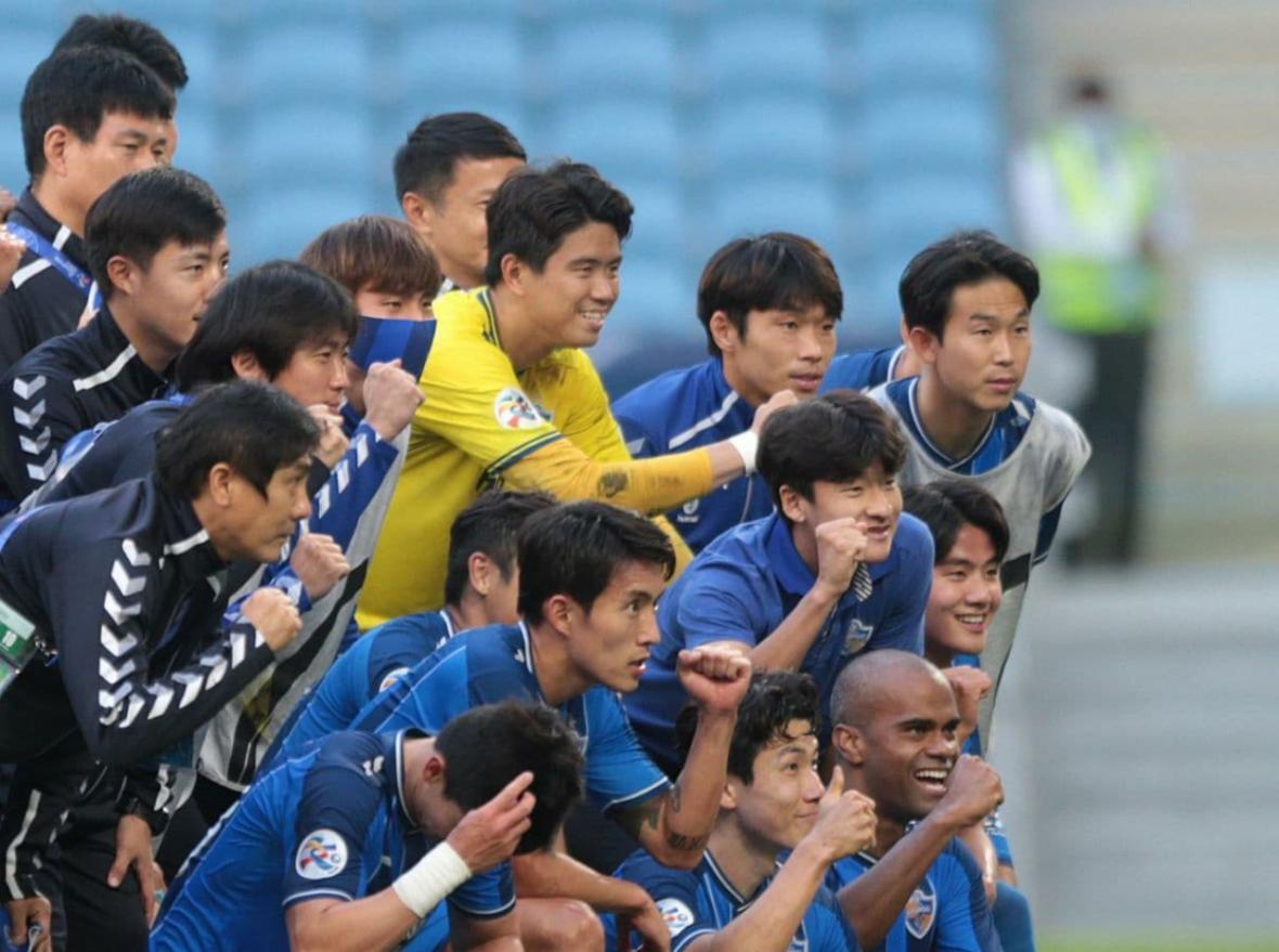 صعود اولسان هیوندای به نیمه نهایی لیگ قهرمانان آسیا؛ چهار بازیکن اولسان در خطر از دست دادن فینال احتمالی
