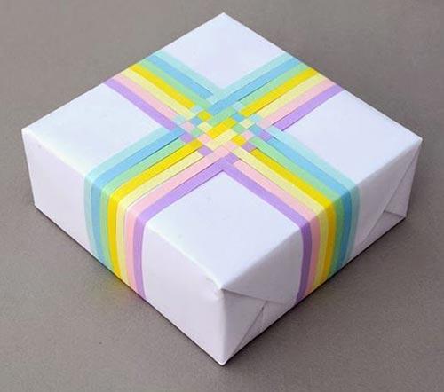 کادو کردن هدیه با 4 روش خلاقانه و شیک (آموزش تصویری)