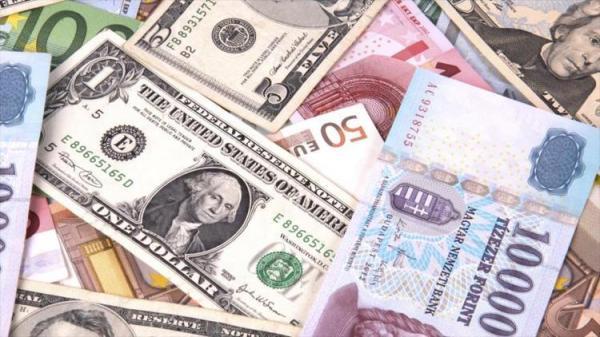 کاهش قیمت 29 ارز رسمی