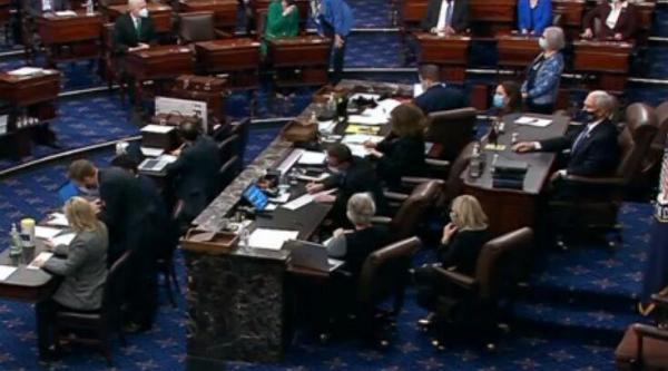 کنگره با اعتراض به آرای پیروزی بایدن در ایالت پنسیلوانیا مخالفت کرد