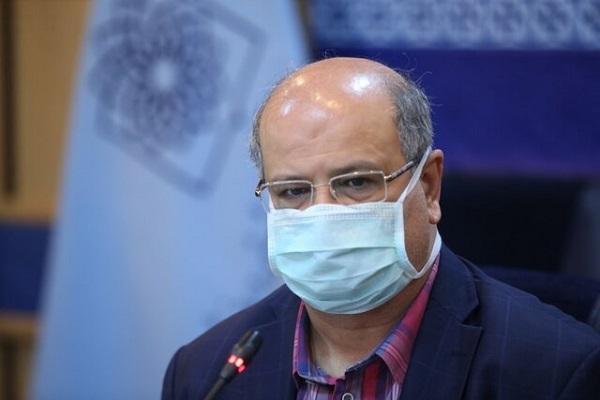 خیز ملایم آمار کرونا در تهران، افزایش مبتلایان بستری شده