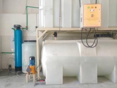 خبرنگاران بهبود کیفیت آب شرب جهرم، با راه اندازی سه دستگاه تصفیه آب