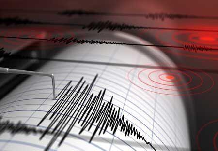 خبرنگاران زلزله گرگان را لرزاند