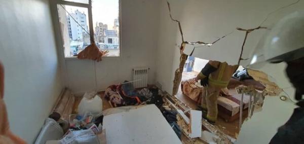 باز هم ترقه حادثه آفرید؛ انفجار یک واحد مسکونی در خرم آباد