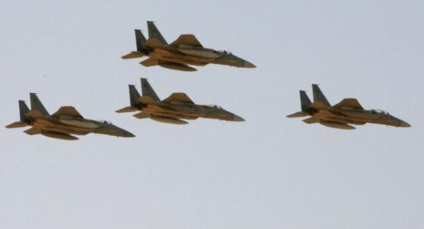 11 حمله ائتلاف سعودی به صنعا، الحدیده و عمران