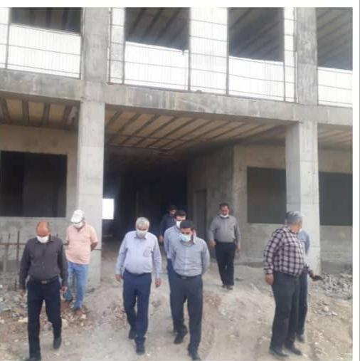 ساخت 11 مدرسه در پلدختر