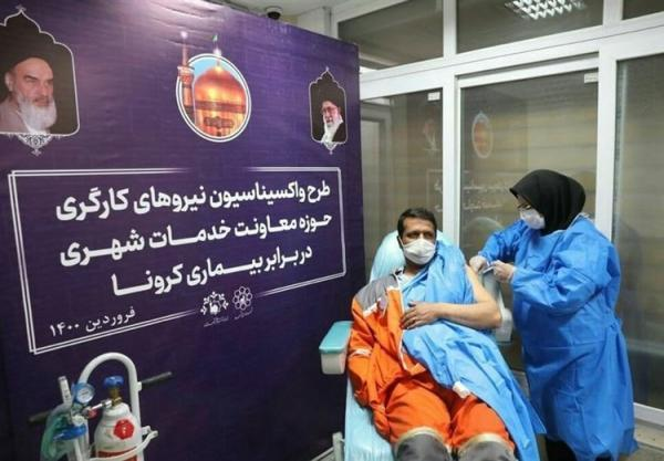 فوت دو پاکبان مشهدی پس از تزریق واکسن کرونا
