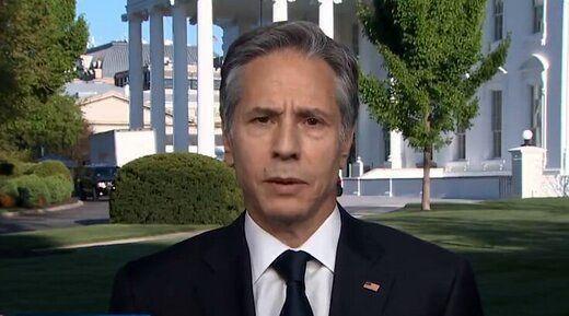 بلینکن طالبان را تهدید کرد