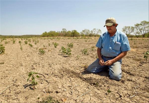بحران آب باعث مهاجرت کشاورزان شد