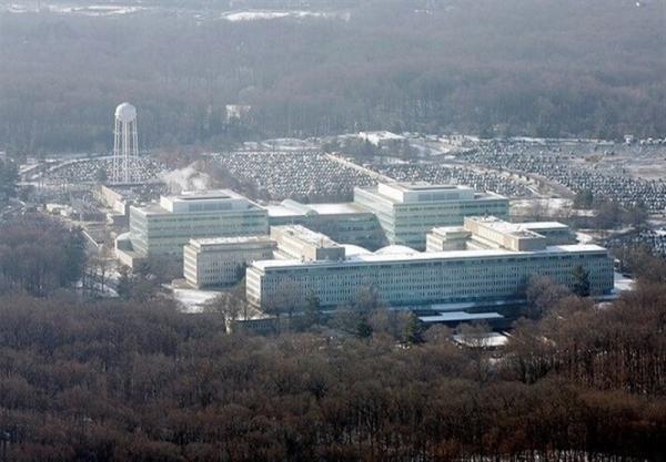 وقوع حادثه امنیتی در اطراف ساختمان سیا در ایالت ویرجینیا و ممنوعیت موقت پروازها