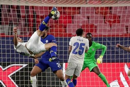 طارمی در بین نامزدهای بهترین گل لیگ قهرمانان اروپا