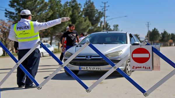 بازگرداندن 3500 خودرو که قصد خروج از تهران را داشتند