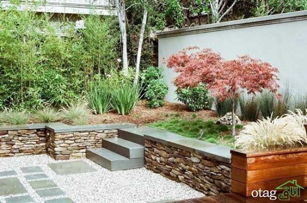 ایده های خلاقانه برای حیاط سازی منزل و طراحی محوطه
