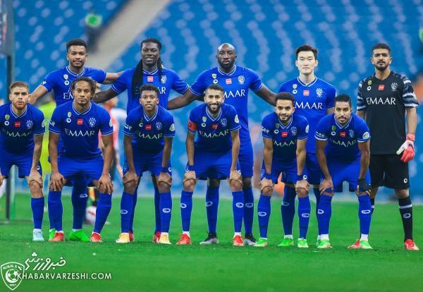 کرکری باشگاه الهلال برای استقلالی ها در فضای مجازی