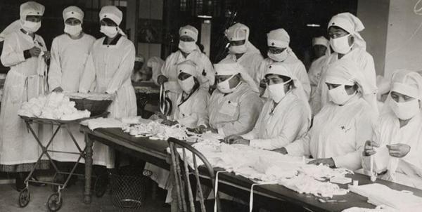 تلفات کرونا در آمریکا از مرگبار ترین بیماری مسری تاریخ عبور کرد