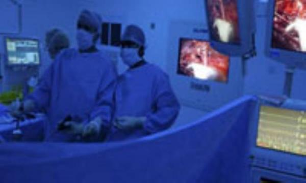 لاپاروسکوپی یا جراحی بسته